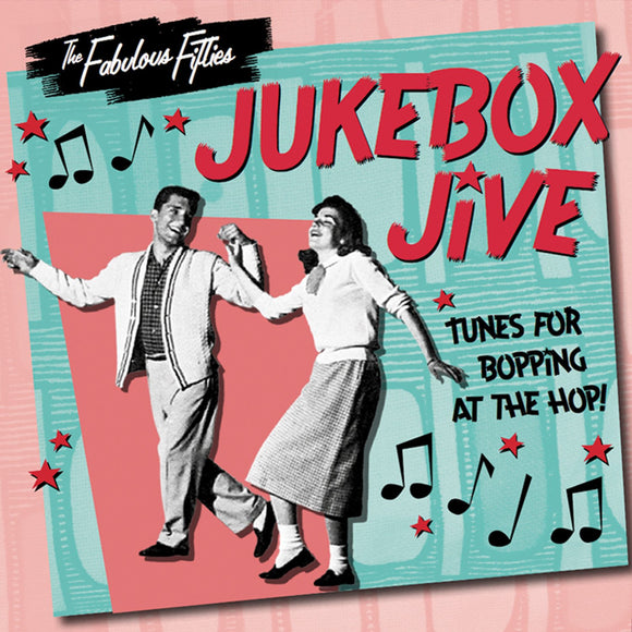 CD: The Fabulous Fifties - Jukebox Jive