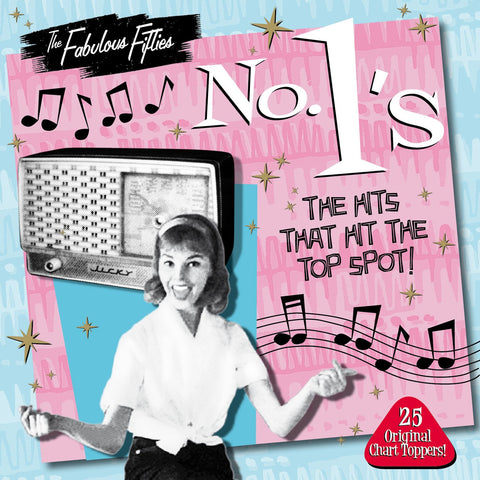 The Fabulous Fifties: No.1s