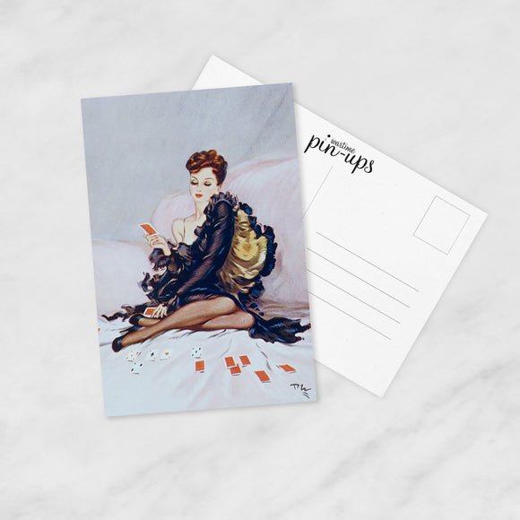 POSTCARD (Pack of 10): 'Patience'