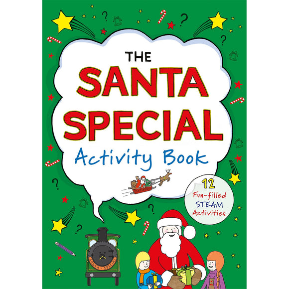 The Santa Special Activity Book