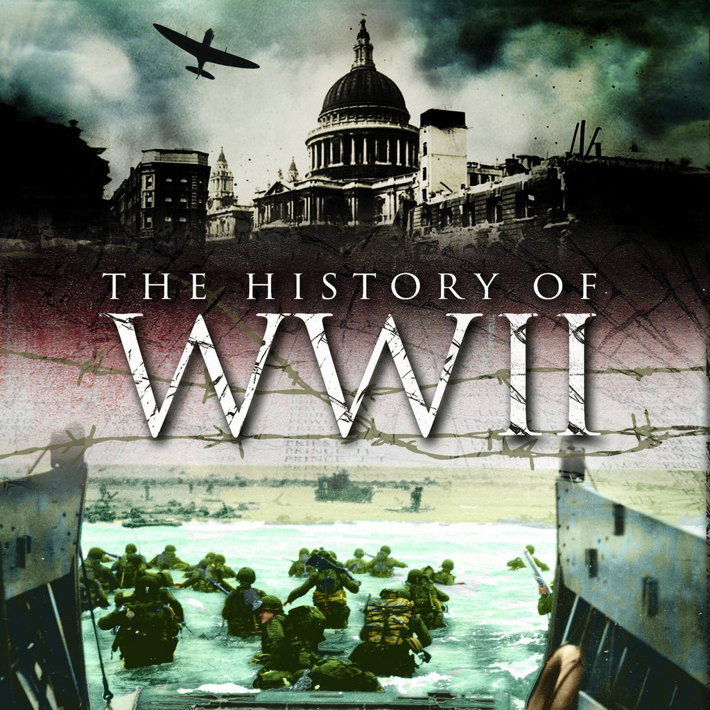 The History Of WWII - Book