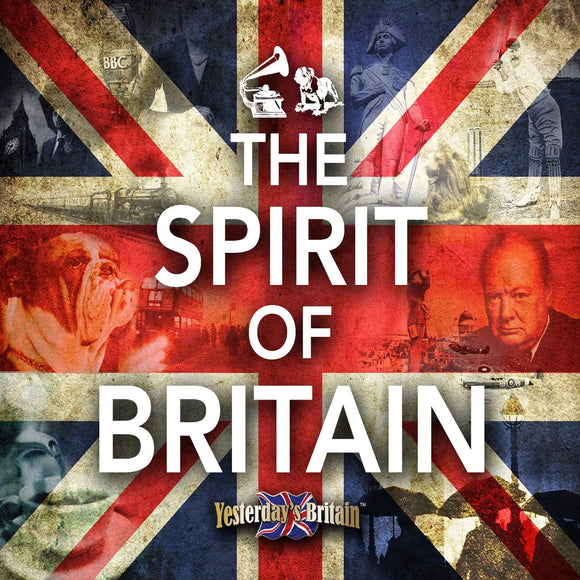 CD: The Spirit Of Britain