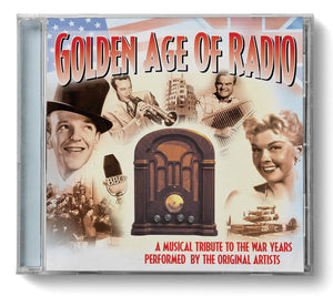 CD: Golden Age Of Radio