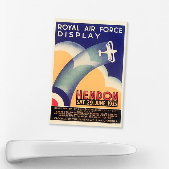 MAGNET (Pack of 10): Royal Air Force Display Hendon - 29 June