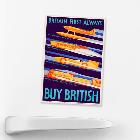 MAGNET (Pack of 10): Buy British