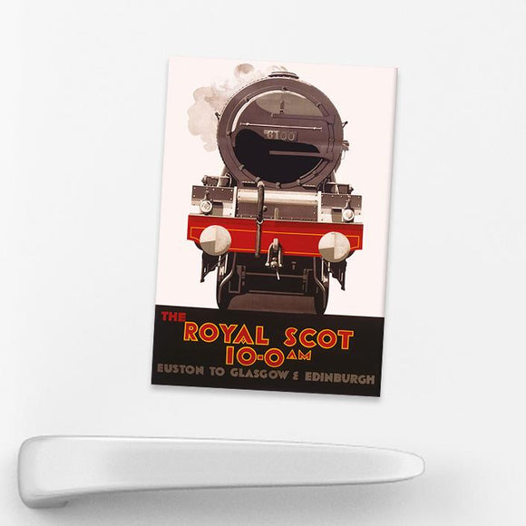 MAGNET (Pack of 10): The Royal Scot