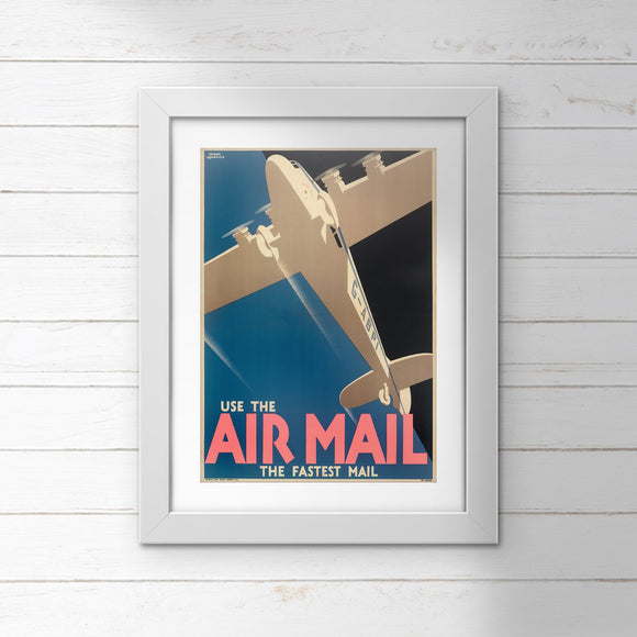POSTER (Pack of 10): Air Mail