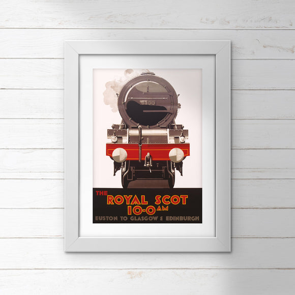 POSTER (Pack of 10): The Royal Scot
