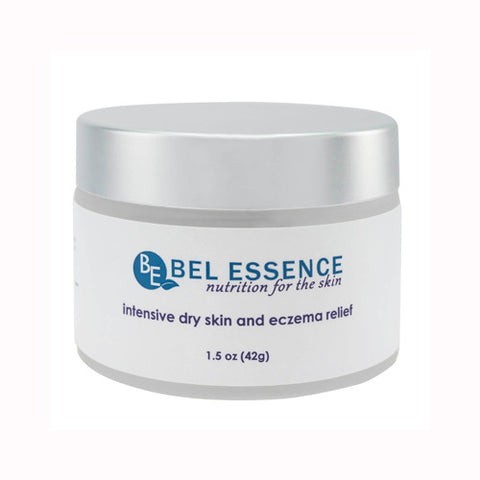 Anti Aging, Anti Wrinkle Dry Skin and Eczema Relief Cream  1.5 oz   Bel Essence