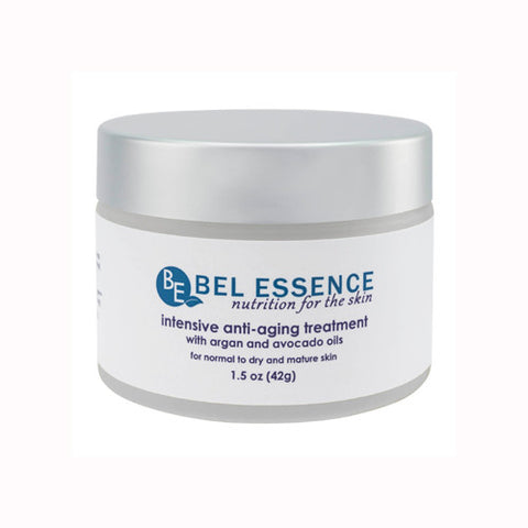 Intensive Anti Wrinkle and Anti Aging Cream for Normal to Dry and Mature Skin   1.5 oz   Bel Essence