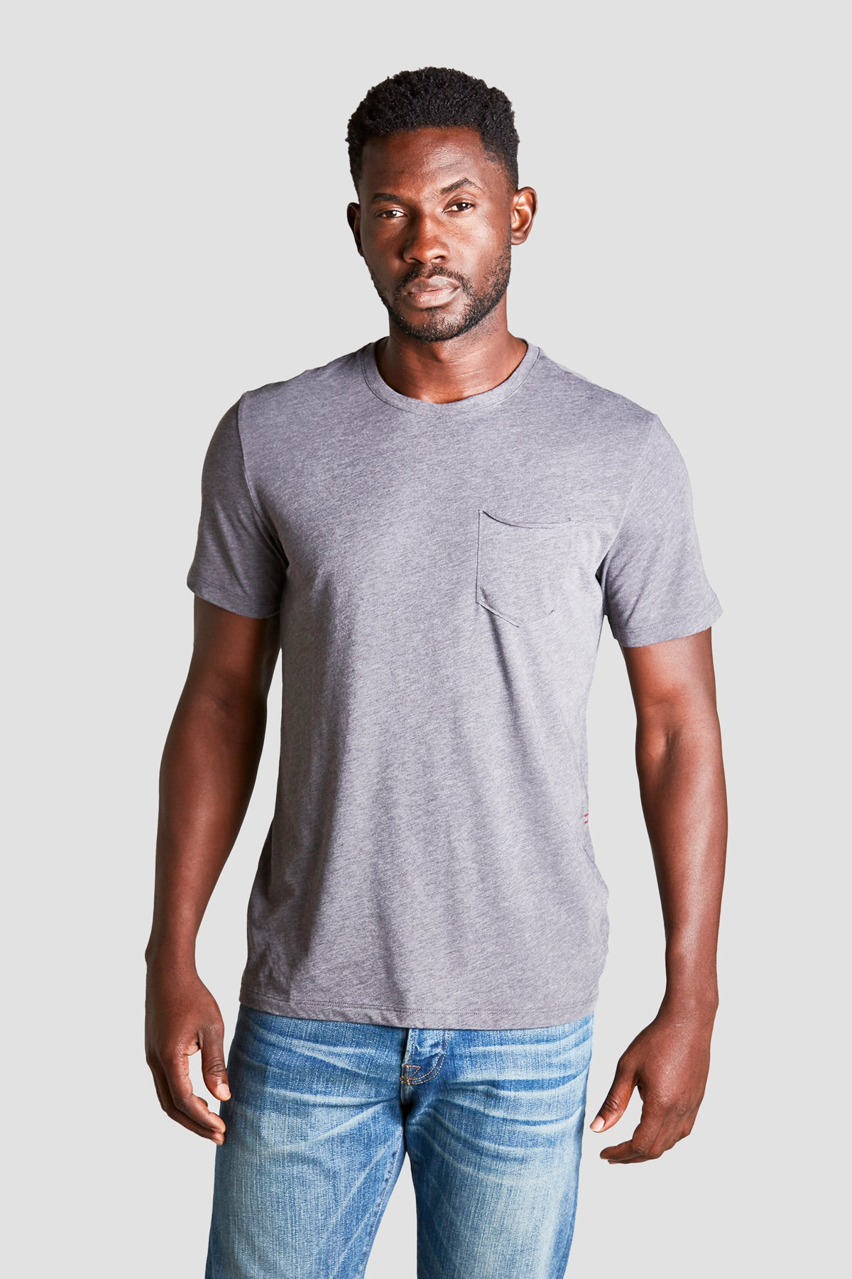 Load image into Gallery viewer, Jack Crew Short Sleeve Tee - Grey