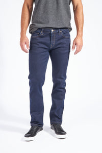 Silo Slim Straight Leg Denim - Dylon Wash