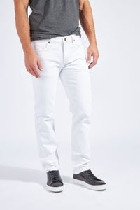 Silo Slim Straight Leg Denim - Soho Wash