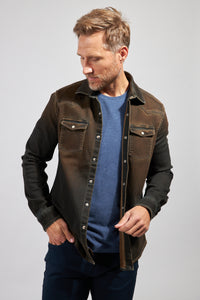 The Roper Denim Workshirt