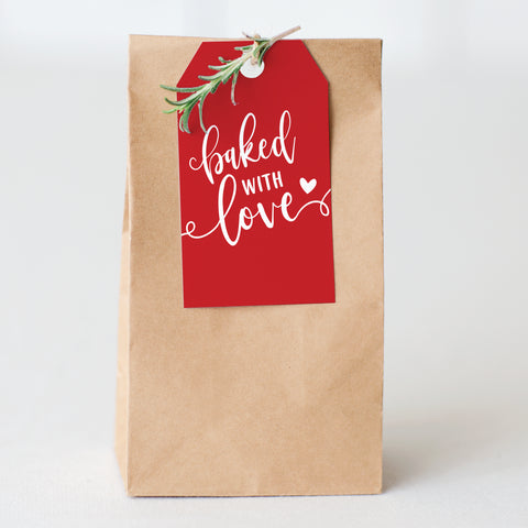 Gift Stickers & Tags