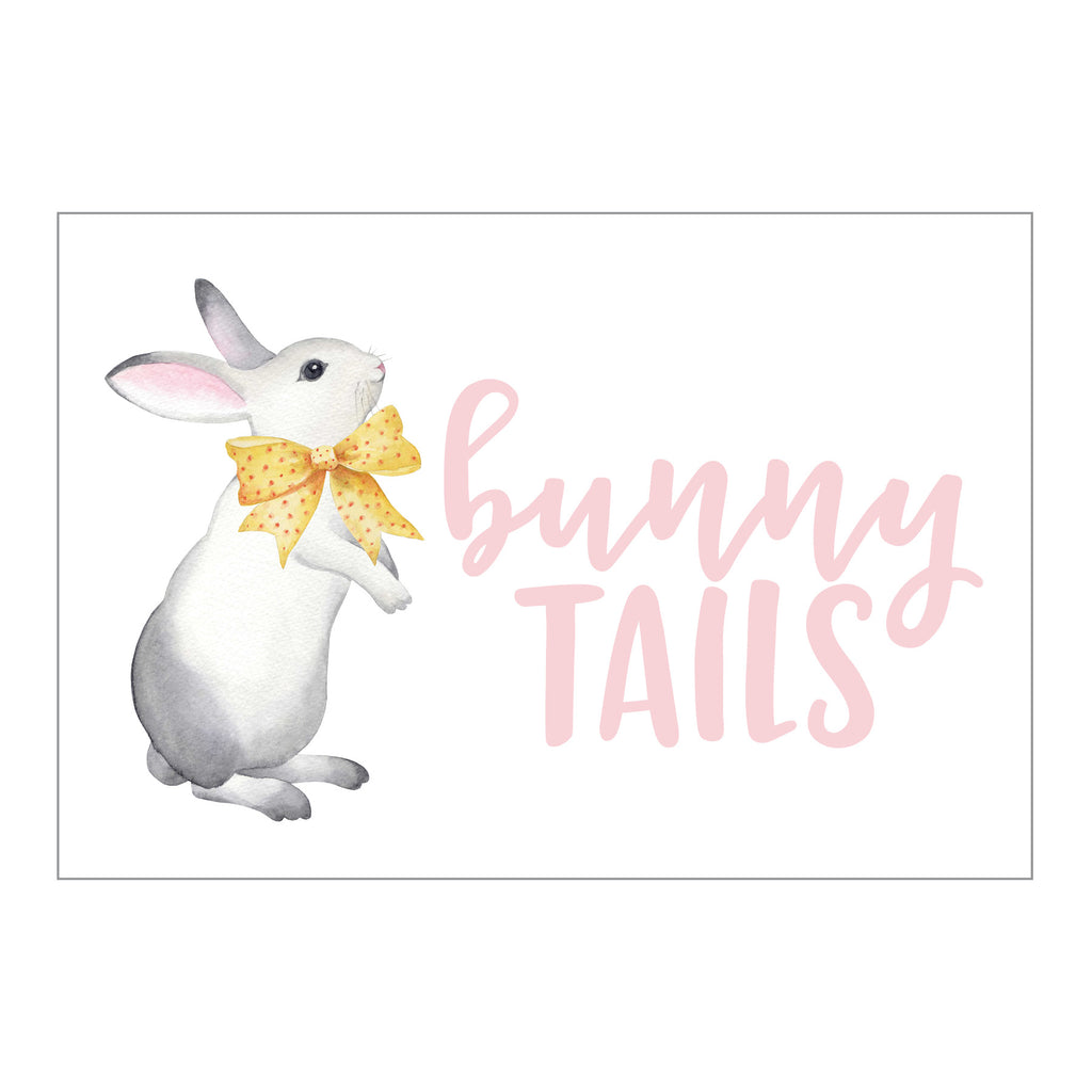 FREE Bunny Tails Tags