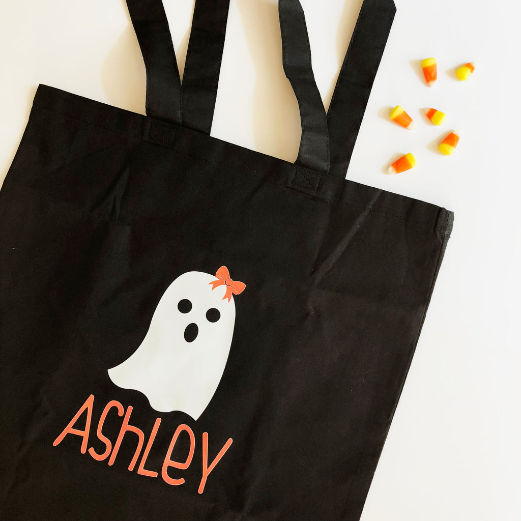 Ghost Candy Tote
