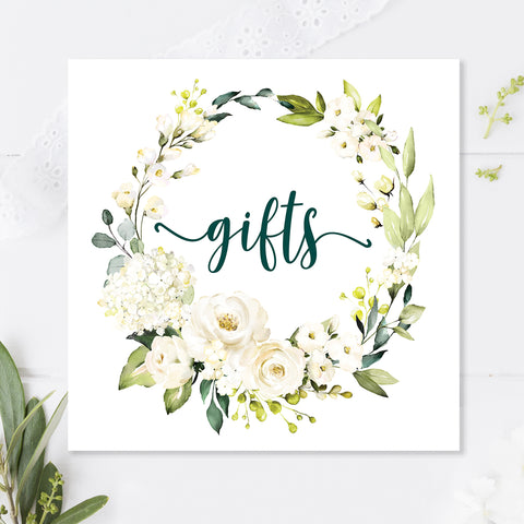 Gifts Sign {square}