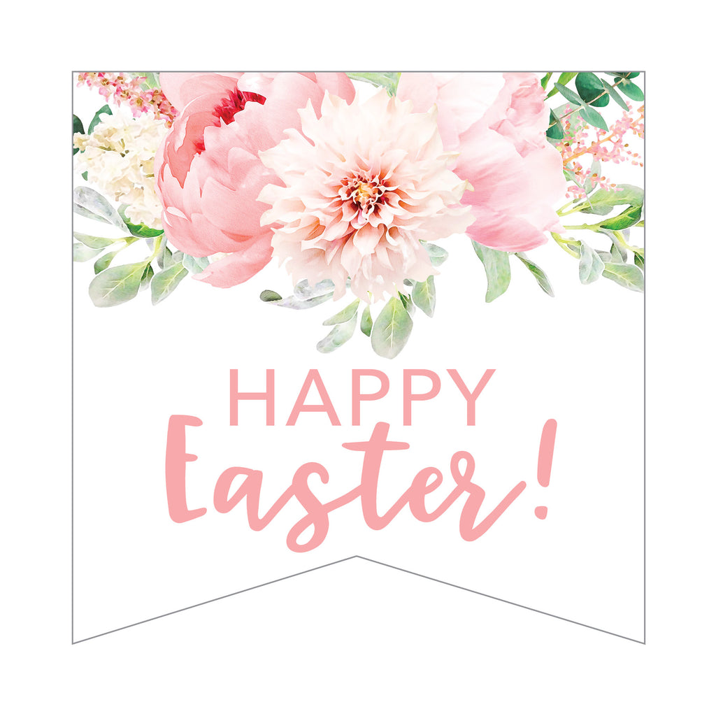 FREE Happy Easter Tags