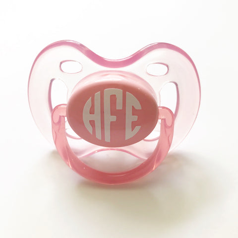 Pacifier Decals