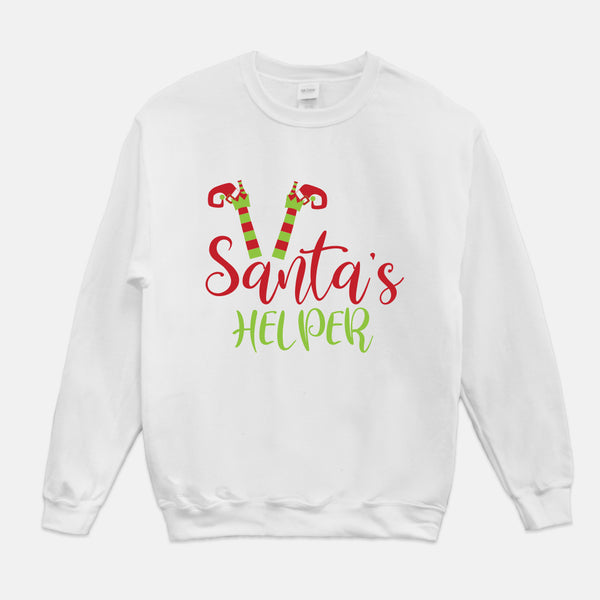 Santa's Helper Sweatshirt