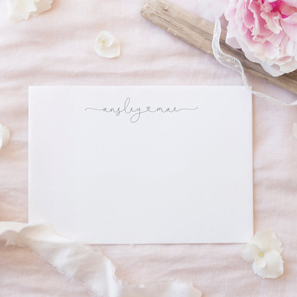 Sweetheart Notecards