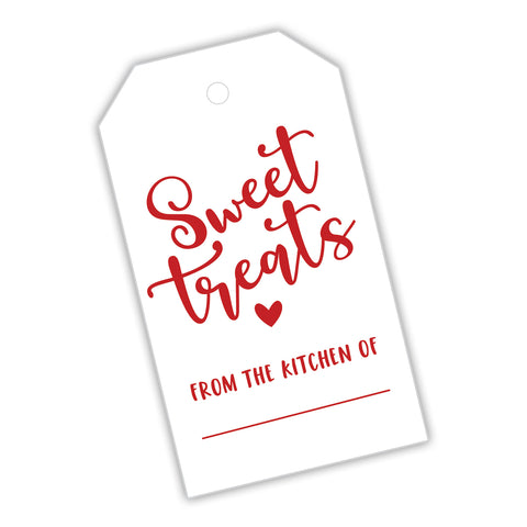 Sweet Treats Tags