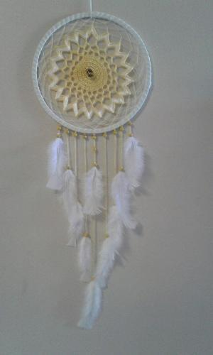 Doily Dream Catchers - Soul Sparks
