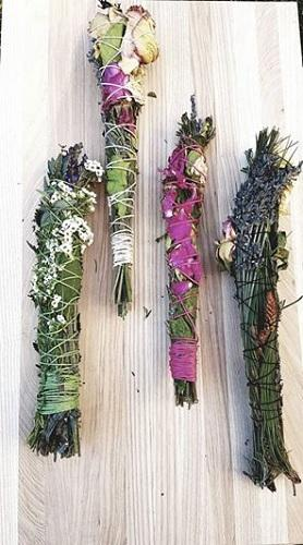Energy Clearing Smudge Bundles - Soul Sparks