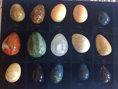 Gemstone Eggs - Soul Sparks