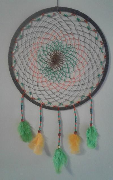 Spider Web Dream Catchers - Soul Sparks