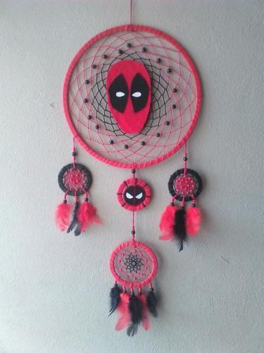 Superhero Character Dream Catchers - Soul Sparks