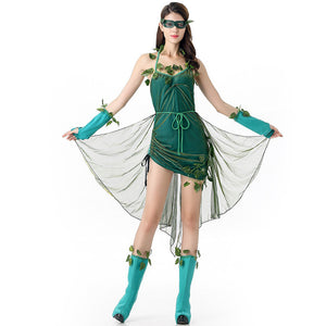Poison ivy Dress Costume