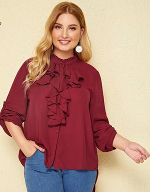 full sleeve blouse
