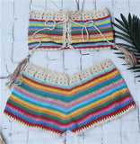 Crochet Bathing Suit - M A R C E I L L A