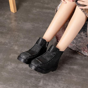 Stylish Casual  Winter Shoes Woman Boots