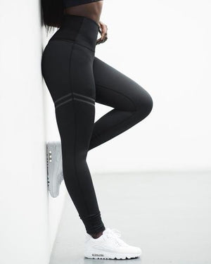 Stylish V-Waist Workout Leggings for Women