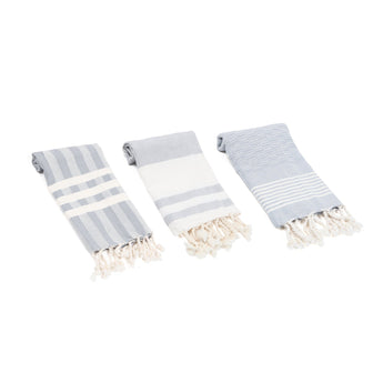 Pixel Turkish Towel Robe