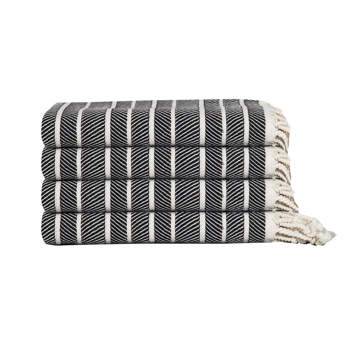 Cloud Soft Turkish Hand / Kitchen Towel Bundle
