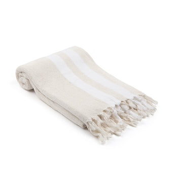 Pamuk Natural Turkish Towel