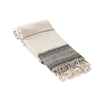 Amber Linen Turkish Towel / Throw