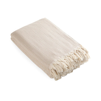 Black and white stripes and diamonds pattern fringes table runner, turkish cotton