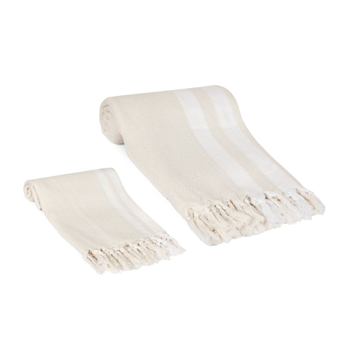 Pamuk Natural Turkish Towel Bundle