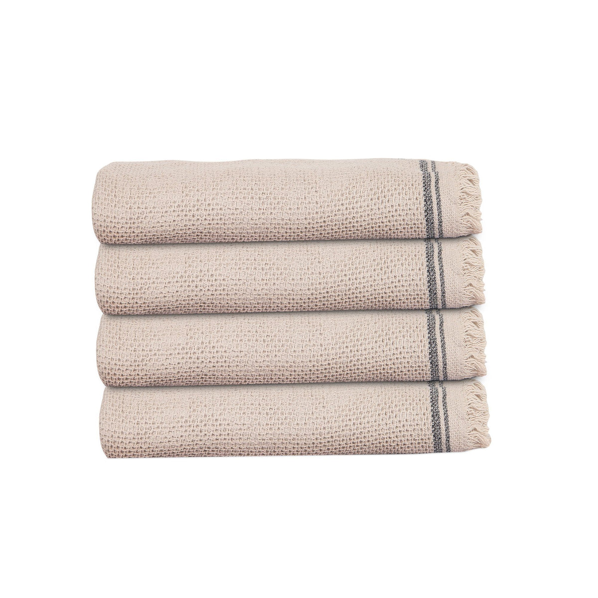Lush Loom Turkish Hand / Kitchen Towel Bundle