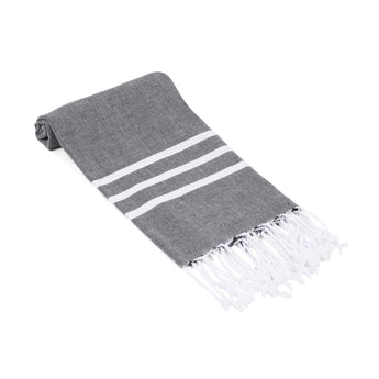 Essential Trio Stripe Turkish Hand / Kitchen Towel