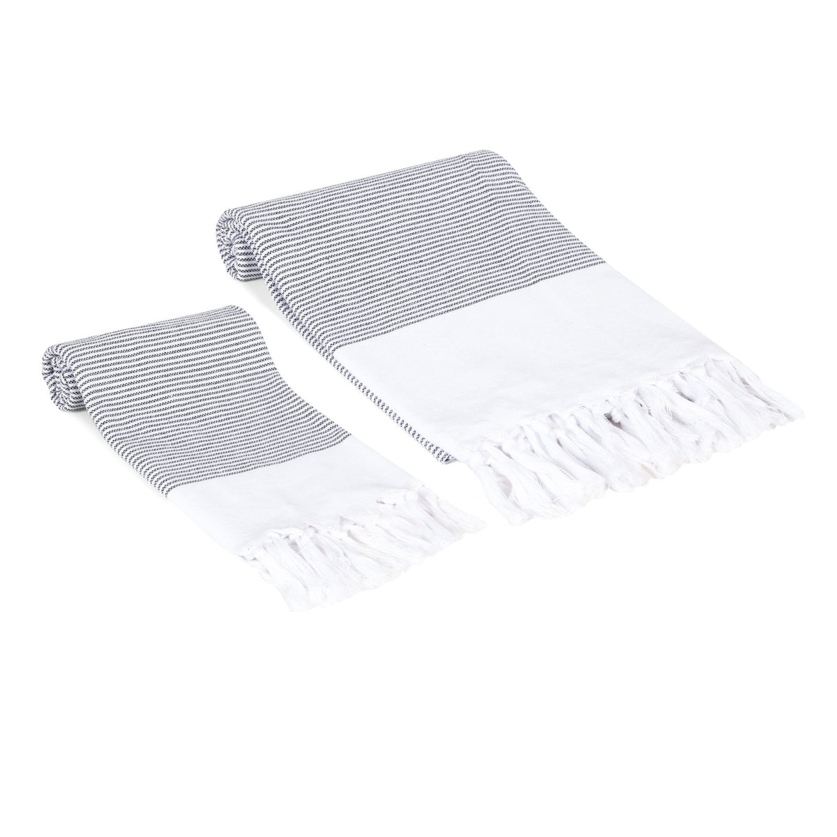 Mini Stripes Didyma Turkish Towel Set