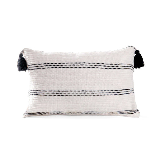 Ivory Stitch Pillow Cover