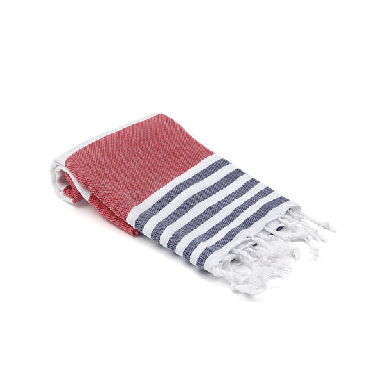 Multicolor Stripe Turkish Hand / Kitchen Towel