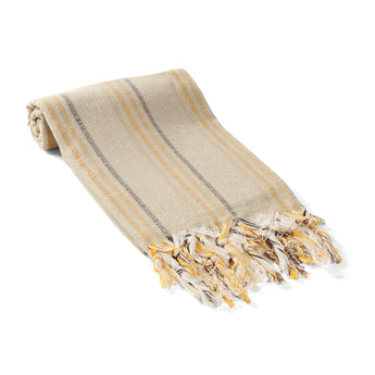 Mara Linen Turkish Towel / Throw