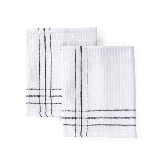 Waffle Turkish Dish Towel Set of 2